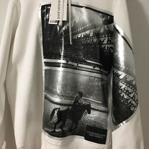 Calvin Klein Jeans Andy Warhol sweater